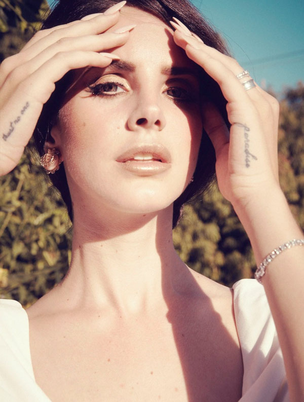 lana del rey tattoo die young - photo #38