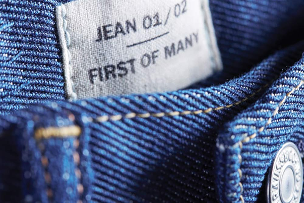 d8e2198ac On our minds: Levi's x Evrnu create first jeans made from regenerated  post-consumer cotton
