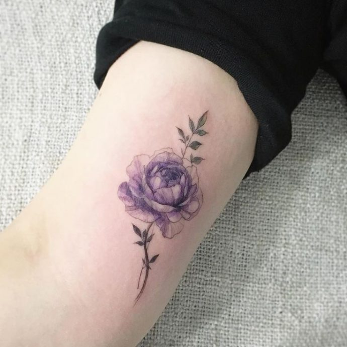 tattooist flower 3