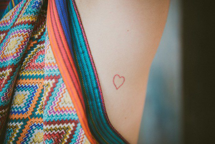heart tattoo 3
