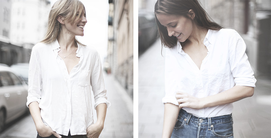 Make it last — Best of basics: The perfect white shirt