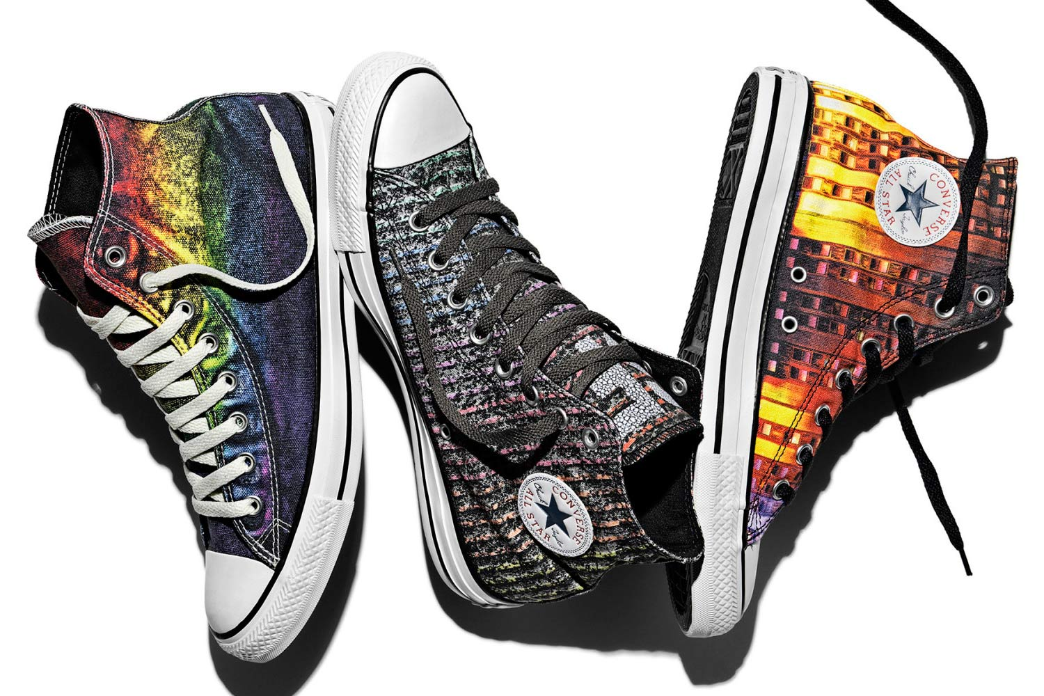 e4816e727306 Make it last — On our minds  Converse Pride collection 2016