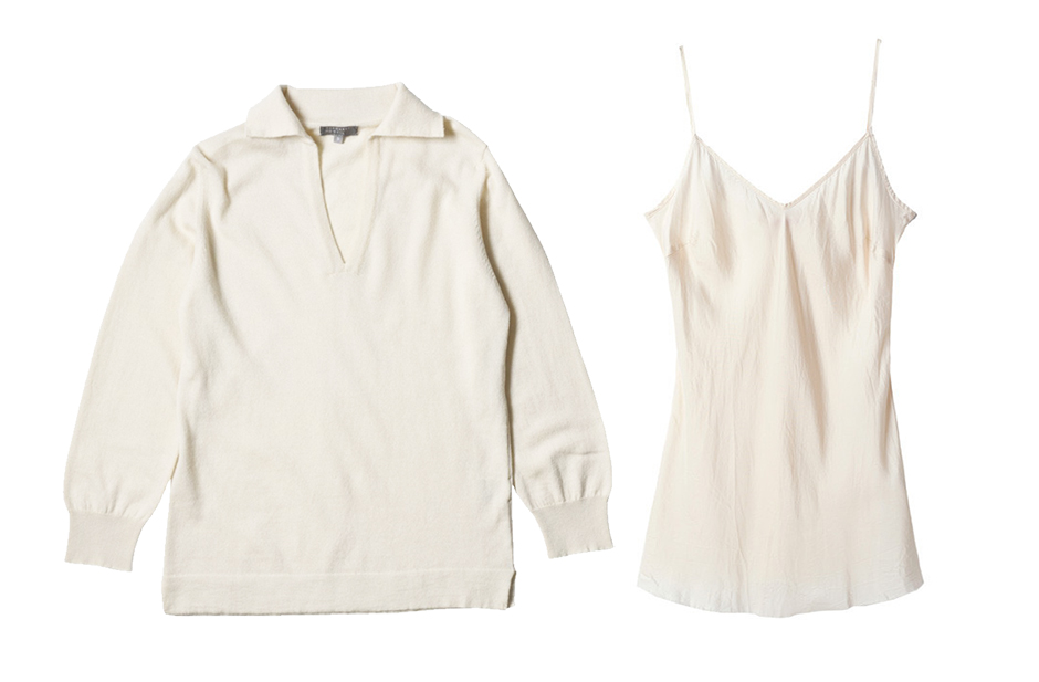 margaret-howell-women-ss15-open-collar-jumper-cashmere-cotton-antique-white kopiera